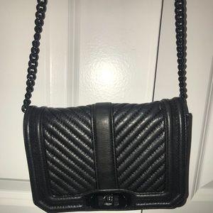 Rebecca Minkoff black crossbody bag